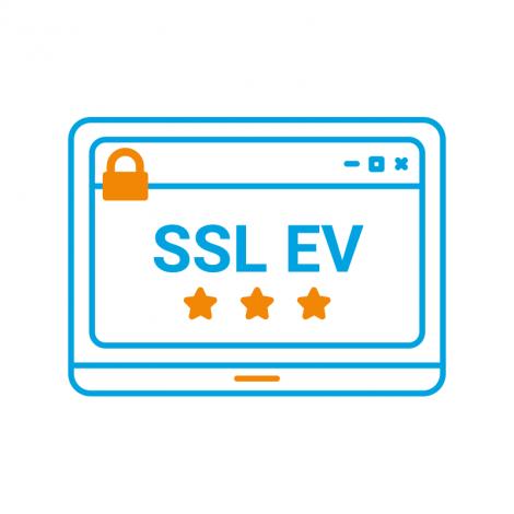 Certificate CERTUM Premium EV SSL