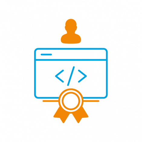TheStandard Code Signing Certificateis compatible with Java Code Signing and Microsoft Authenticode technology.