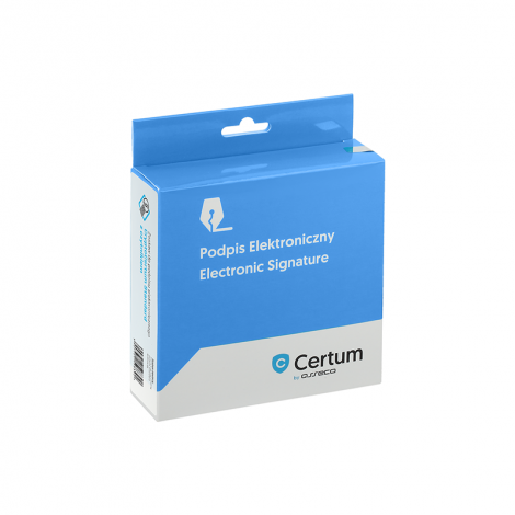 CryptoCERTUM Set gives possibility to handle and securely store public key certificates